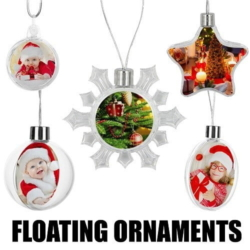 FLOATING ORNAMENTS