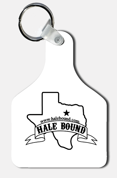 Tooled Leather Look Sublimation PNG for cow tag key chain