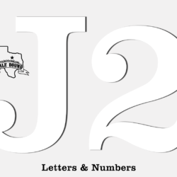 MDF LETTERS & NUMBERS